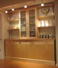 Hand Made Maple Kitchen Wall Unit by Scott Pennington ...