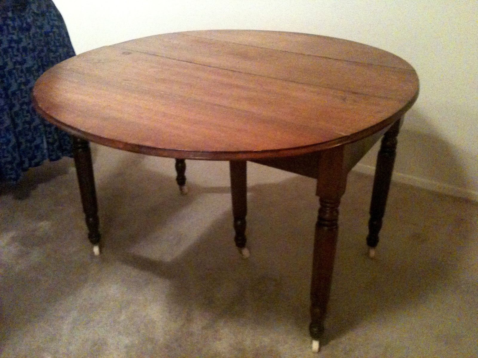 Building A Dining Room Table With Leaves Custom Replacement Of Five 5 Table Leaves To A Family