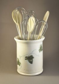 Custom Kitchen Utensil Holder by Eden Pottery | CustomMade.com
