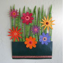 Small Crop Of Garden Wall Art Ideas