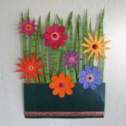 Small Of Garden Wall Art Ideas
