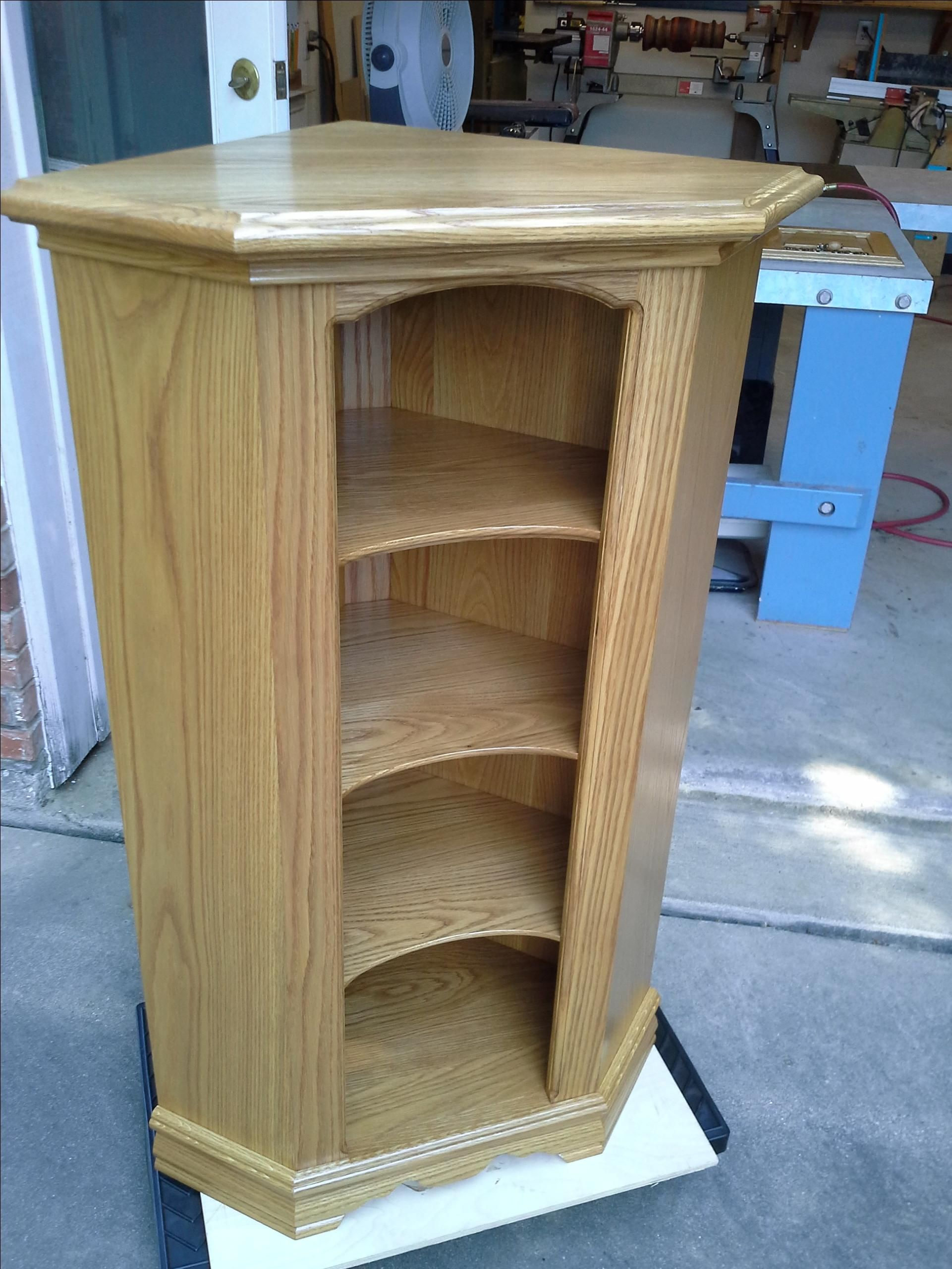 Custom Made Cabinets Hand Made Corner Cabinets By Rbcustomfurniture