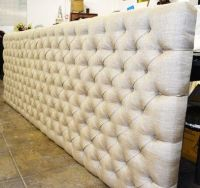 Hand Crafted Custom Made Tufted Wall Panel by Love at Home ...