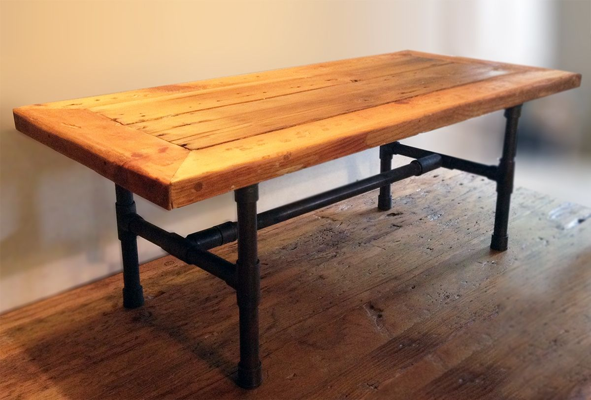 Wood Coffee Table Legs