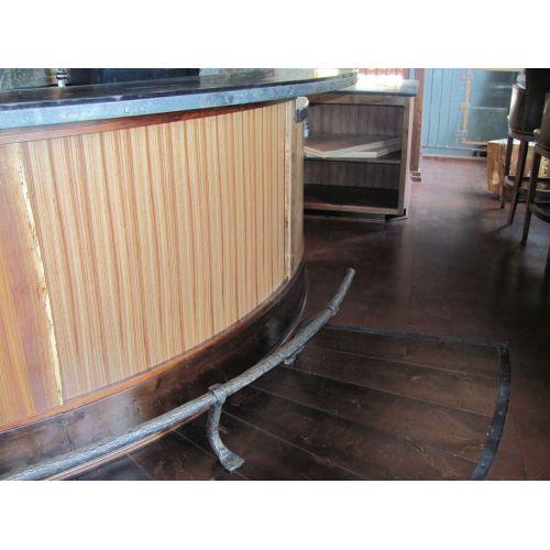 Medium Crop Of Bar Foot Rail