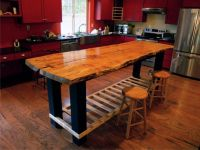 Handmade Custom Island Table by Jeffrey Coleson Art and ...