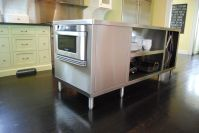 Hand Crafted Stainless Steel Kitchen Islands by Custom ...