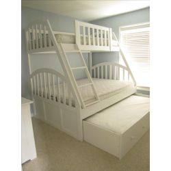 Small Crop Of Bunk Bed With Trundle