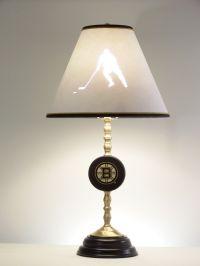 Hand Made Hockey Table Lamp by Barbara Gail's Lamps ...