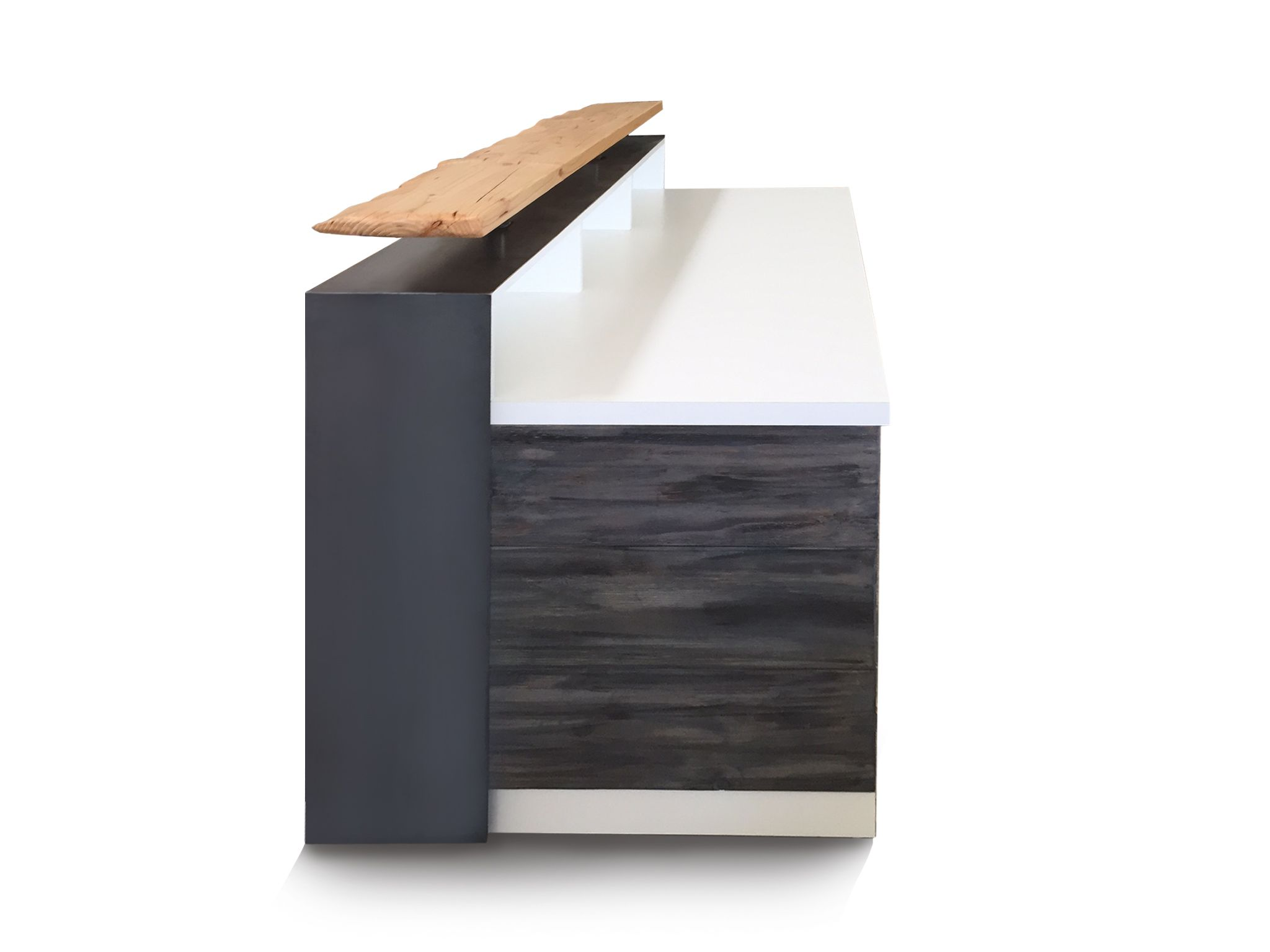 Sale Counter Design Buy A Hand Made 2 White Reception Desk Or Sales Counter