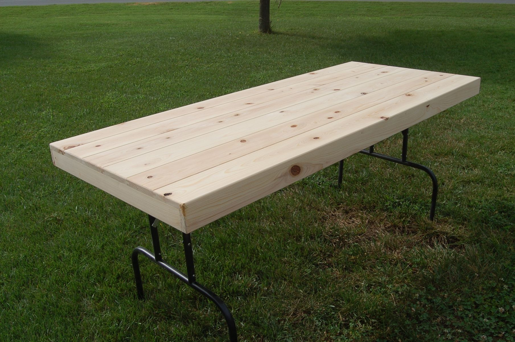 Built In Folding Table Handmade Rustic Folding Table By Jho Studios Llc