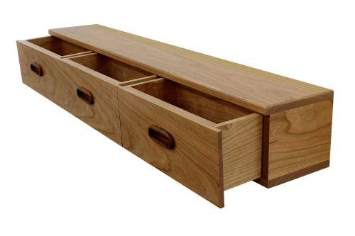 Medium Of Floating Shelf With Drawer