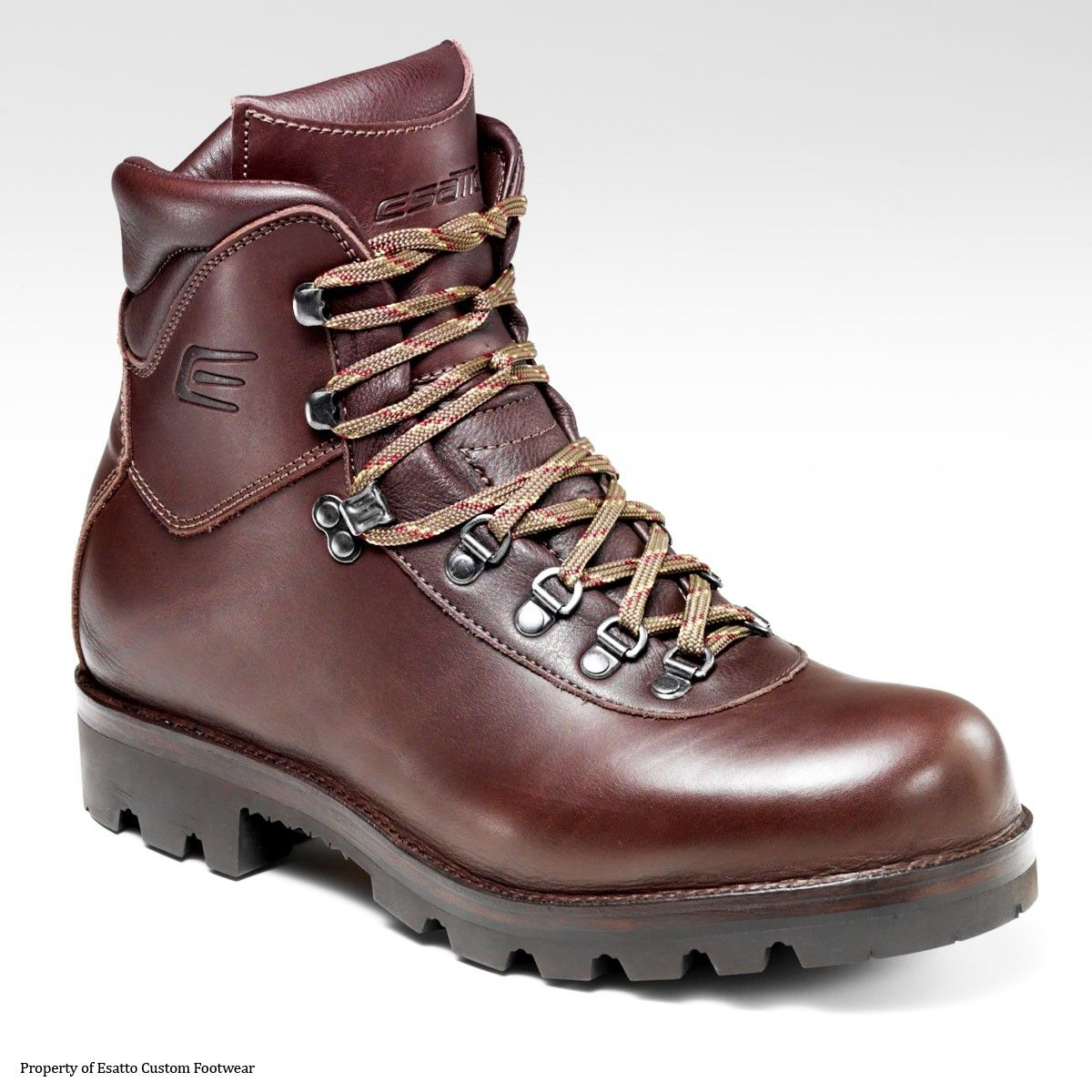 Handmade Esatto Custom Classic Hiker By Esatto Custom - Handmade Boots