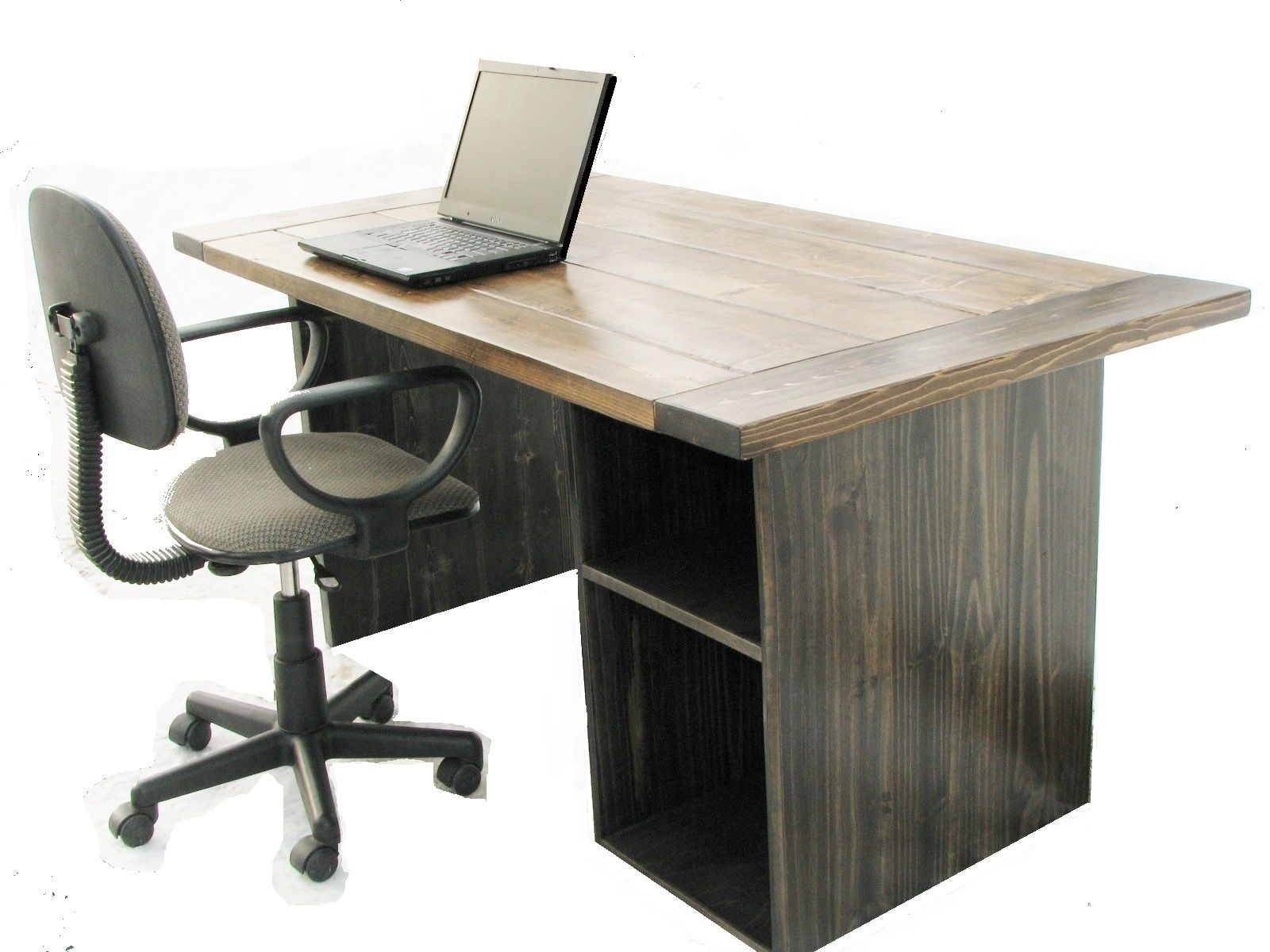 Office Furniture Desk Hand Made Farmhouse Style Office Desk By Custom Made