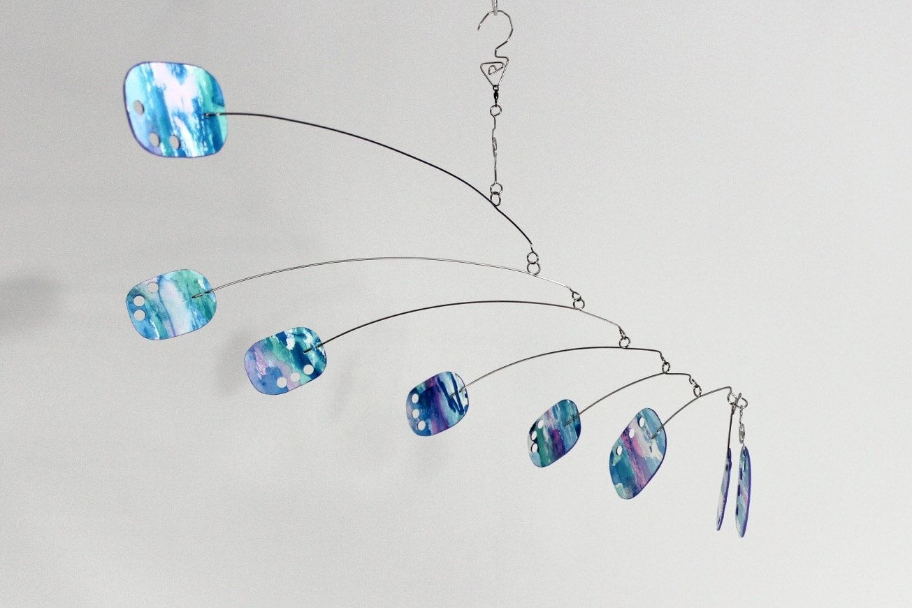 Hanging Ceiling Art Mobiles