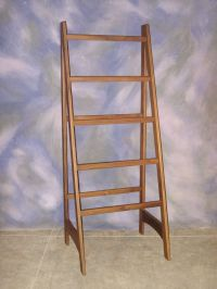 Hand Crafted Quilt Ladder by Schanz Furniture And ...