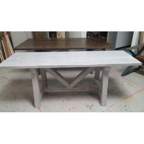 Medium Crop Of Farmhouse Dining Table