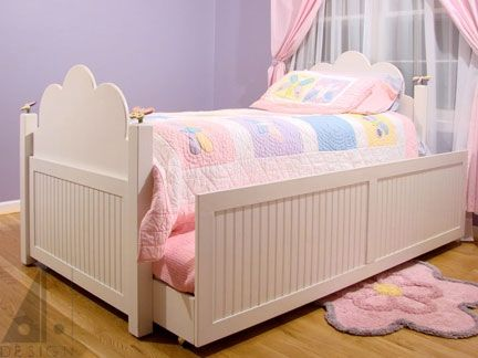 Custom Children39s Trundle Bed By Alan Harp Design