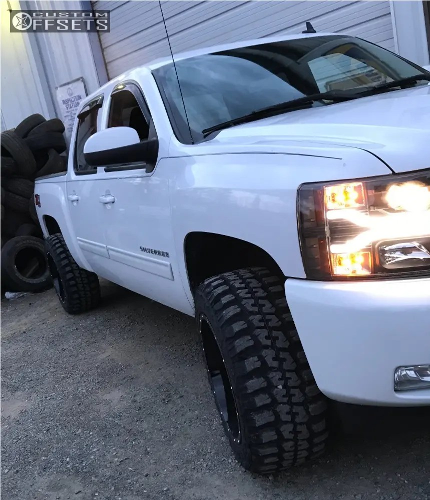 Bds 300 2010 Chevrolet Silverado 1500 Moto Metal Mo962 Bds Suspension