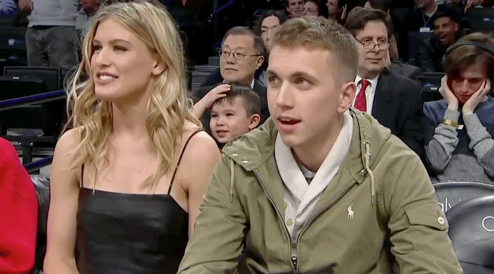 Patriots Wallpaper Hd Genie Bouchard Is Going To Super Bowl Lii With That Guy