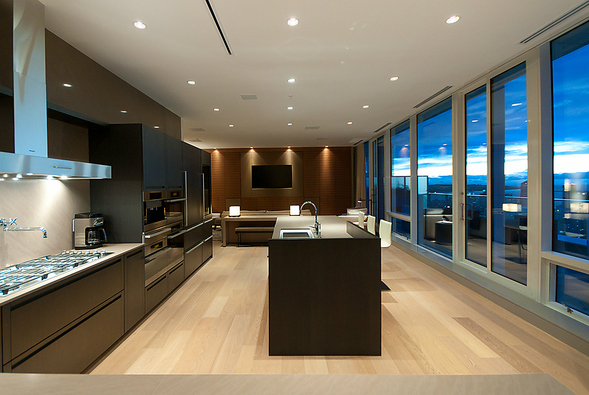 Condo Montreal $55 Million Condo In Vancouver, Largest Canadian Real