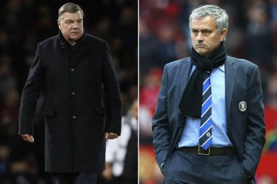 Chelsea's Jose Mourinho: West Ham boss Sam Allardyce can win Manager of the Year | Daily Star