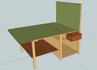 Making a folding gaming table - Forum - DakkaDakka