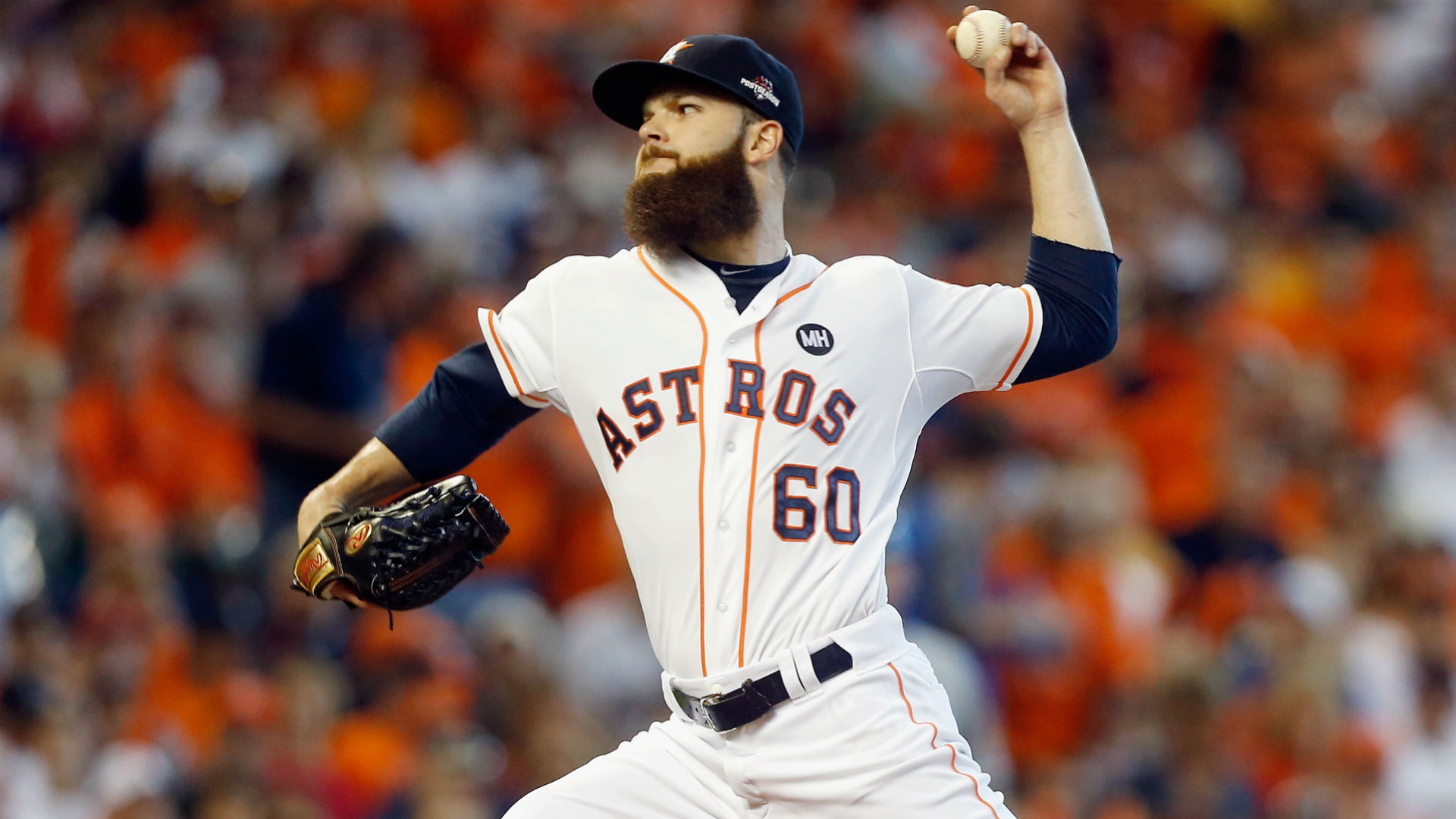 Hitters Give Keuchel No Help Sporting News
