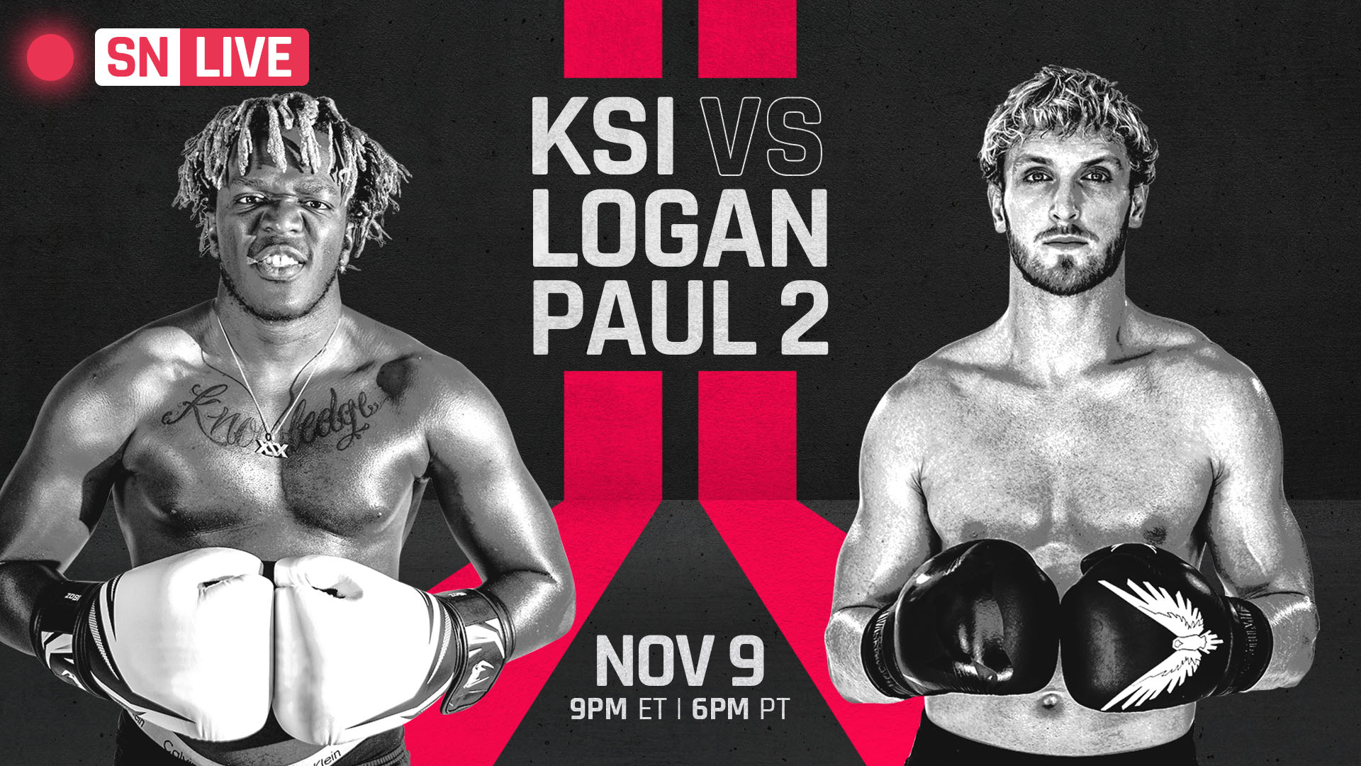 Logan Paul Vs Ksi 2 Live Updates Round By Round Results Highlights From The Youtubers