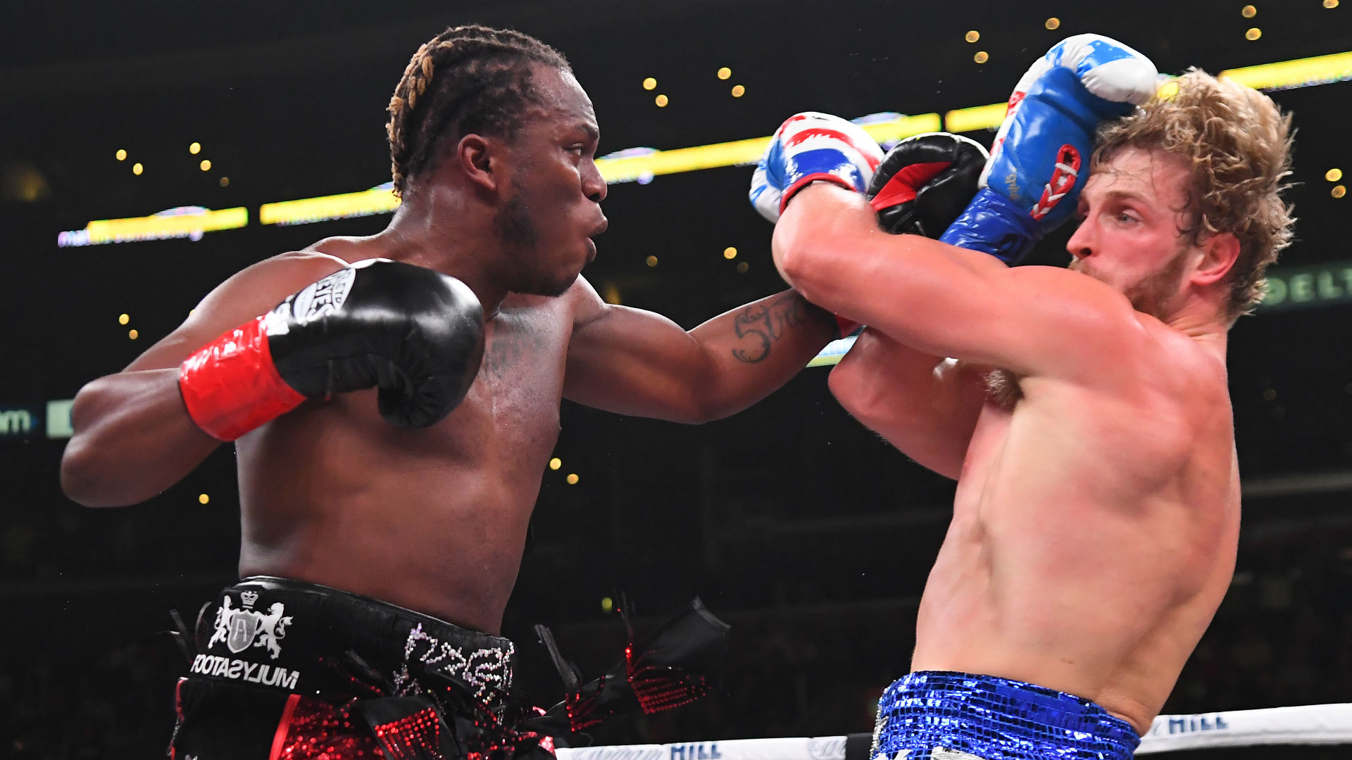 Logan Paul Vs Ksi 2 Results Ksi Wins After Critical Point Deduction For Paul Sporting News