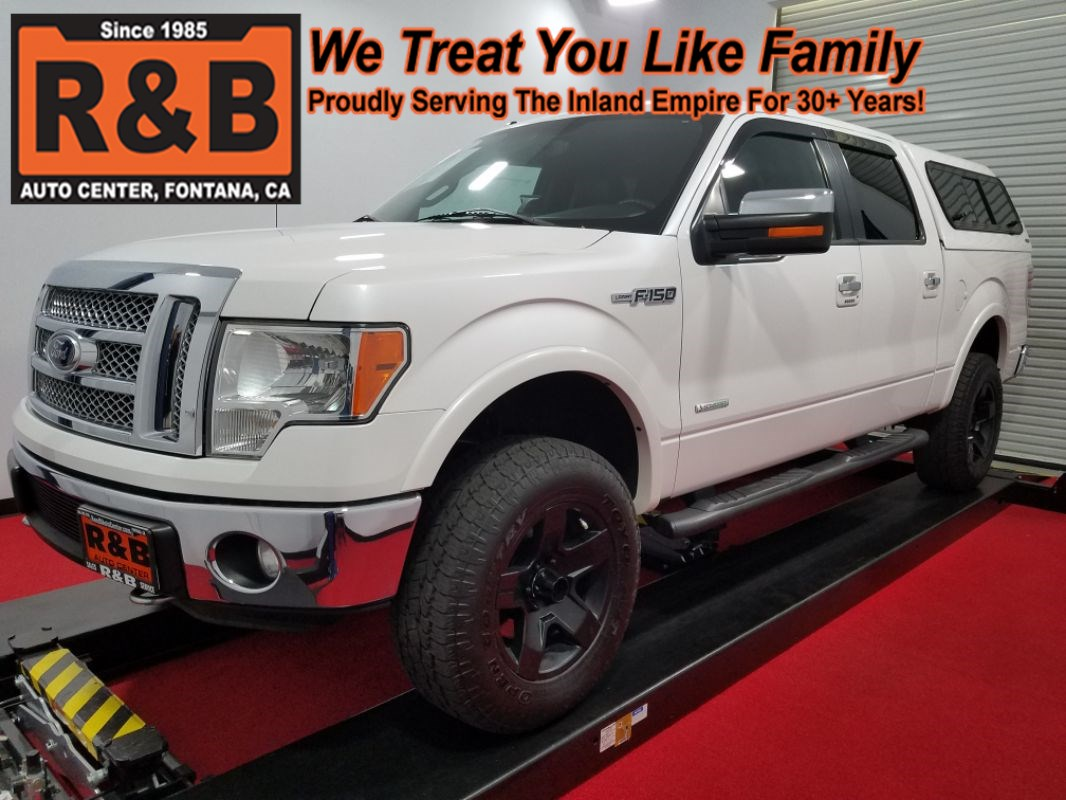 Ford F150 4x4 2011 Ford F 150 Lifted 4x4 Lariat R B Auto Center