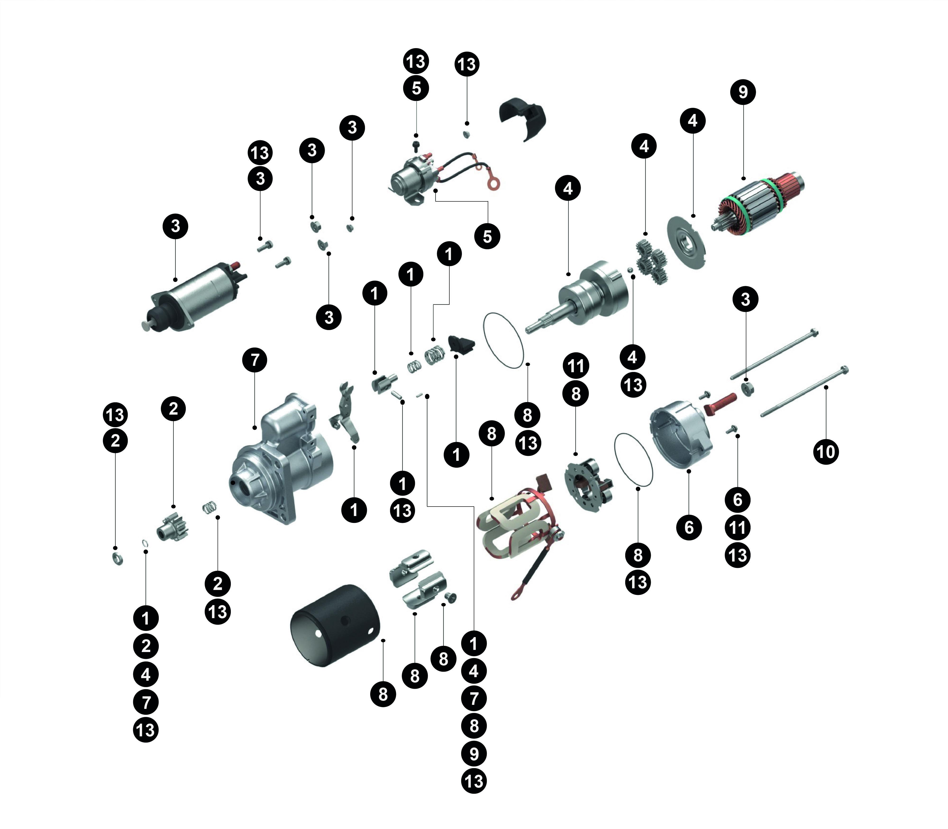 new mack wiring harness p n 41mr41165m ebay