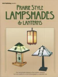 Prairie Style Lamp Shade Patterns - Lamp Design Ideas