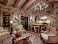 19+ Rustic Living Room Designs, Decorating Ideas