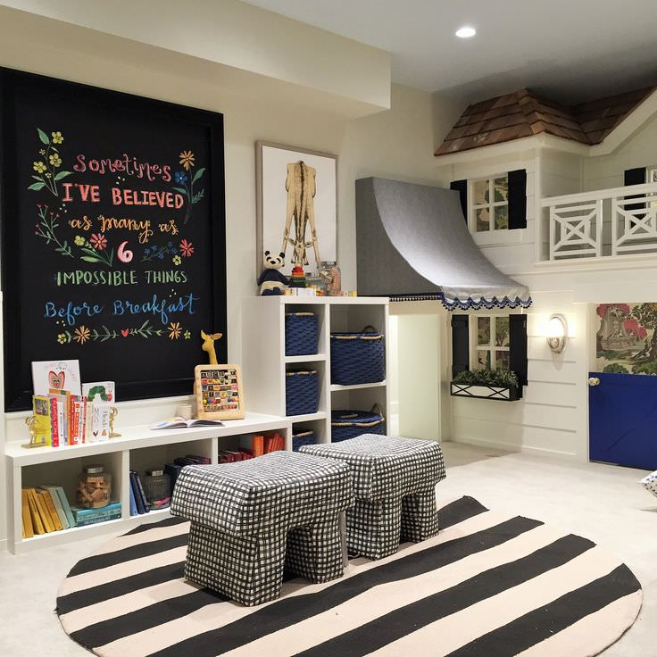 Girl Wall Decor Ideas 20+ Accent Wall Designs, Decor Ideas For Kids | Design