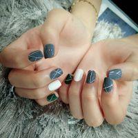 20+ Simple Nail Art Designs, Ideas   Design Trends ...