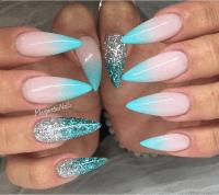 acrylic nail art design 129 acrylic nail art designs ideas ...