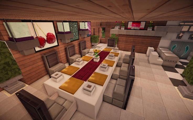 modern contemporary dining table home design hd enjoy modern minecraft furniture kitchen designer survival kitchen