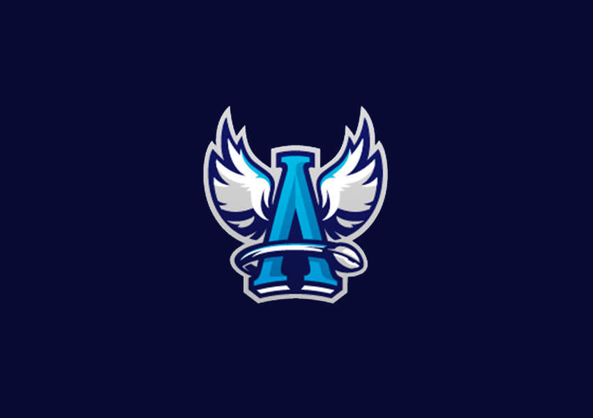 35+ Creative Angel Logo Designs Design Trends - Premium PSD