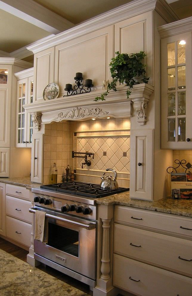 French Country Kitchen Backsplash 31+ French Kitchen Designs | Kitchen Designs | Design