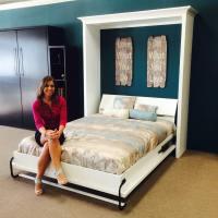 11+ Hideaway Bed Designs, Ideas, Plans | Design Trends ...