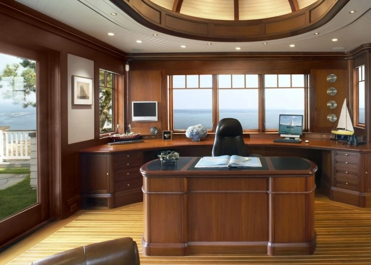 20 Masculine Home Office Designs Decorating Ideas