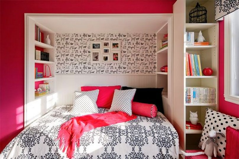 14+ Wall Designs, Decor Ideas For Teenage Bedrooms | Design Trends
