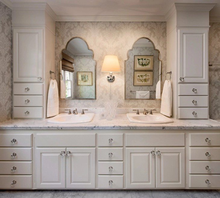 Bathroom Vanity Tower 20+ Bathroom Mirror Designs, Decorating Ideas | Design