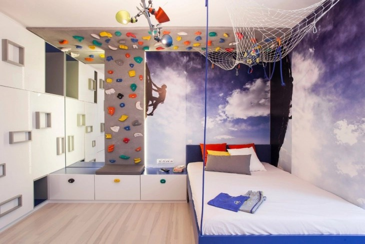 Babyzimmer Junge Modern 20+ Contemporary Kids Room Interior Design, Decorating