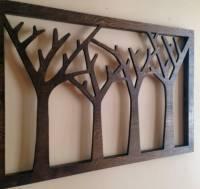 12+ Wood Wall Art Designs