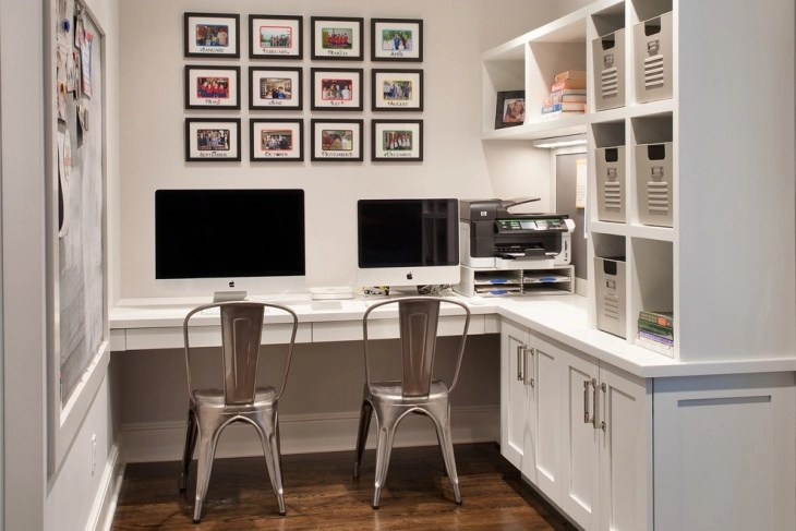 Mini Office 18+ Mini Home Office Designs, Decorating Ideas | Design