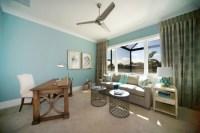 20+ Coastal Home Office Designs, Decorating Ideas | Design ...
