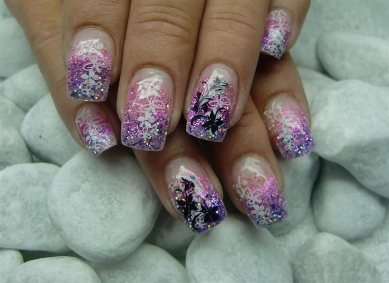 Beautiful 22 New Years Nail Nail Art Designs Ideas Design Trends