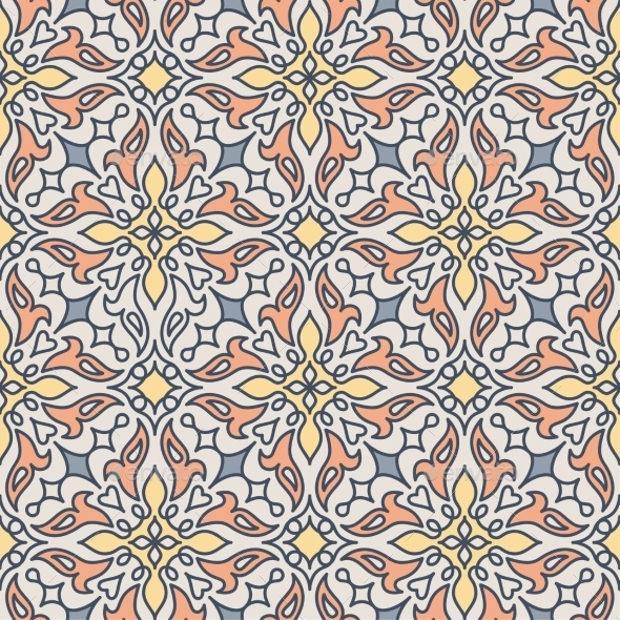 Cute Animal Print Wallpaper 22 Arabic Seamless Patterns Textures Backgrounds